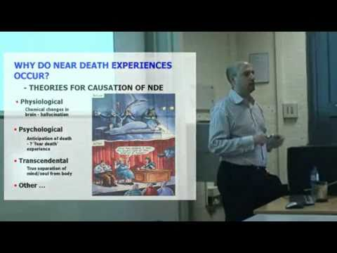 Dr Sam Parnia: Near Death Experiences During Cardiac Arrest [Part 2]