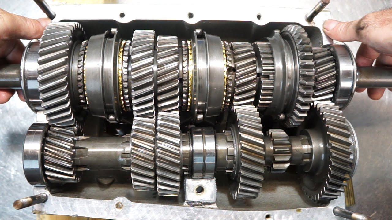 super t10 transmission assembly instructions