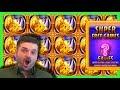 MASSIVE WIN on SUPER FREE GAMES! 💰Rhino Charge Slot Machine Bonus W/ SDGuy1234