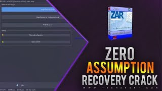 Data Recover Software | Zero Assumption Recovery | Install Guide| 2018