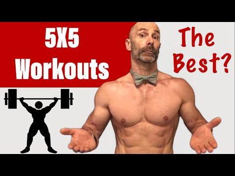 The Original 5 X 5 Training Program