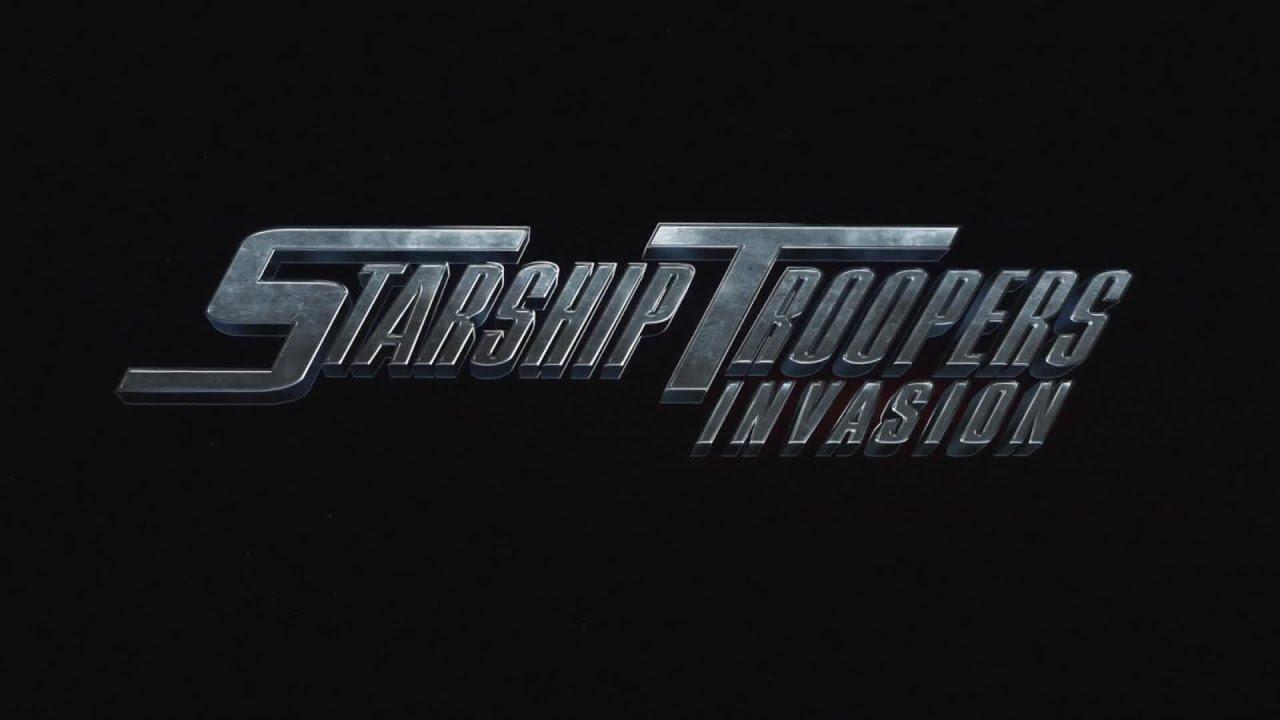 Starship Troopers 4 Invasion Kino Trailer 2013 Deutsch German Hd 1080p 3d Youtube