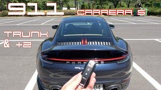 포르쉐 911 카레라 S 트렁크 & 2열(Porsche…