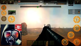 The Sun Origin: Post-Apocalyptic Action Shooter 1.9.7 | Review | Gameplay screenshot 1