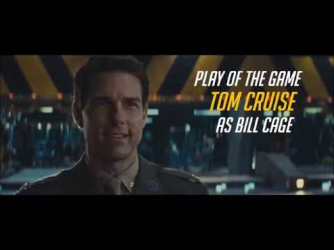 Tom Cruise gets play of the game