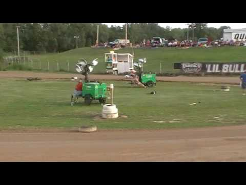 Jason Perry Hot Laps Lil BullRing Quincy Illinois
