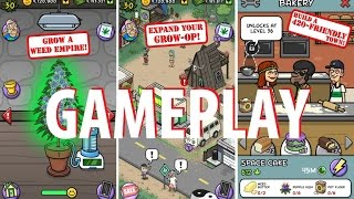 Bud Farm: Grass Roots Gameplay iOS Video HD
