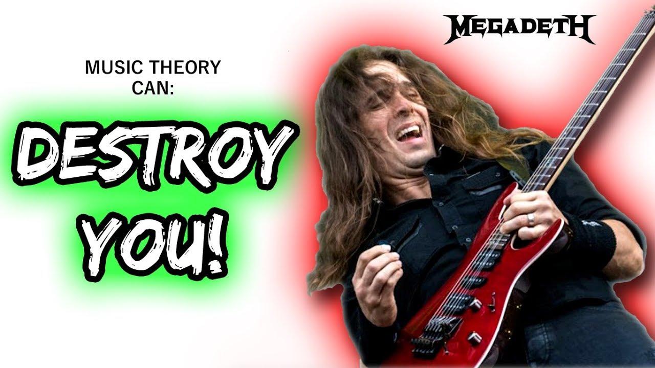kiko loureiro music theory can destroy you megadeth guitarist youtube. Black Bedroom Furniture Sets. Home Design Ideas