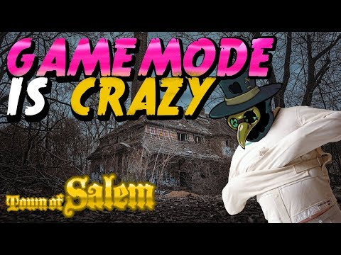 GAMEMODE IS CRAZY   Town of Salem Custom Coven Hospital