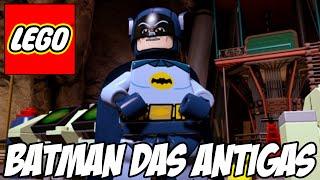 Lego Batman 3 - Batman das Antigas e o BIGODINHO do CORINGA
