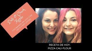 Pizza low carb- Cali flour pizza