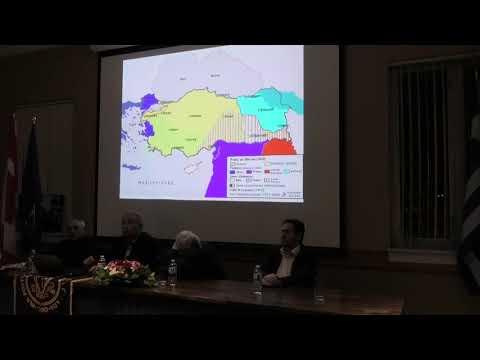 Part ΙI - Ν. Λυγερός: Η αιωνόβια γενοκτονία των Ελλήνων του Πόντου. Τορόντο, 18/04/2019