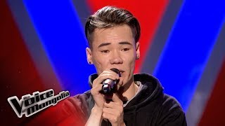 "Ulziisaihan.B - ""Numb"" -  Blind Audition - The Voice of Mongolia 2018"