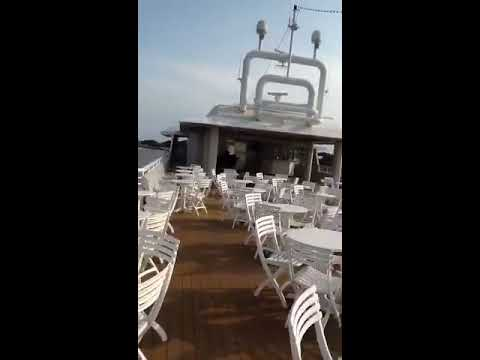 Star Ship Departure In Tampa Fl