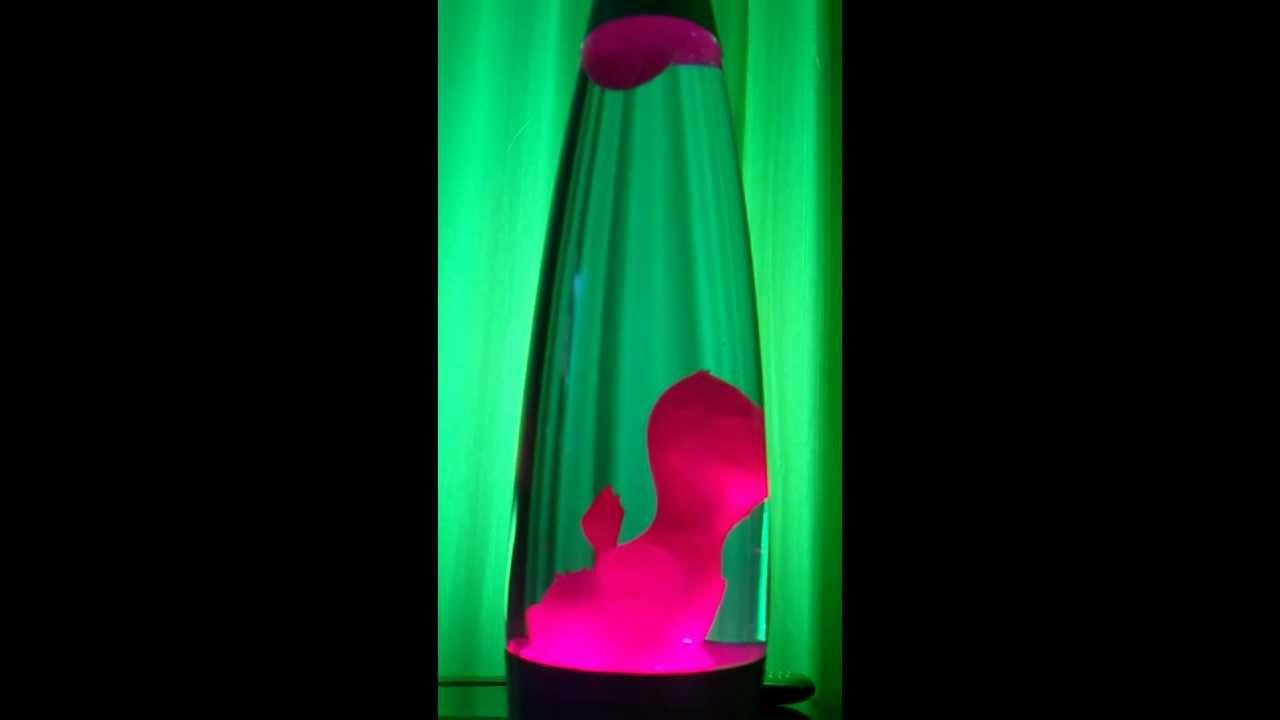 The world's best lava lamp video - YouTube