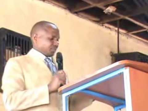 Nkubu High School Christian Union Sunday Service by Ev Paul Kirimi