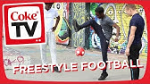 1312d206ef6f Football Freestyle (London River Thames) - YouTube