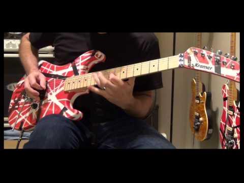 'Eruption' - Edward Van Halen (cover)