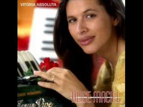 ALICE MACIEL   VITÓRIA ABSOLUTA    CD COMPLETO