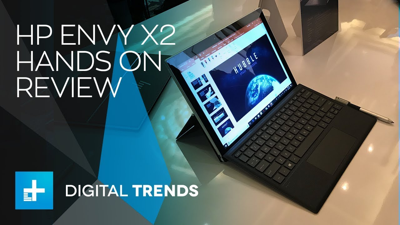 HP Envy x2 – Hands On Review
