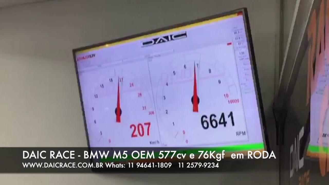 DAIC RACE - BMW M5 recebendo Racechip GTS Black + Dinamômetro (11)  94641-1809