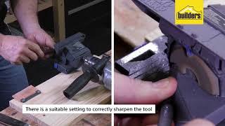Sharpen Your Tools With Wetstone Sharpener
