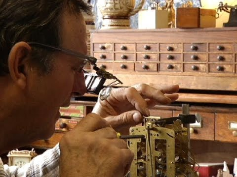 Osseo's Antique Clock and Watch Restoration