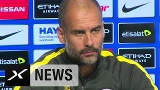 "Pep Guardiola widerspricht Arsene Wenger: ""Sorry, Arsene"" | Manchester United - Manchester City"