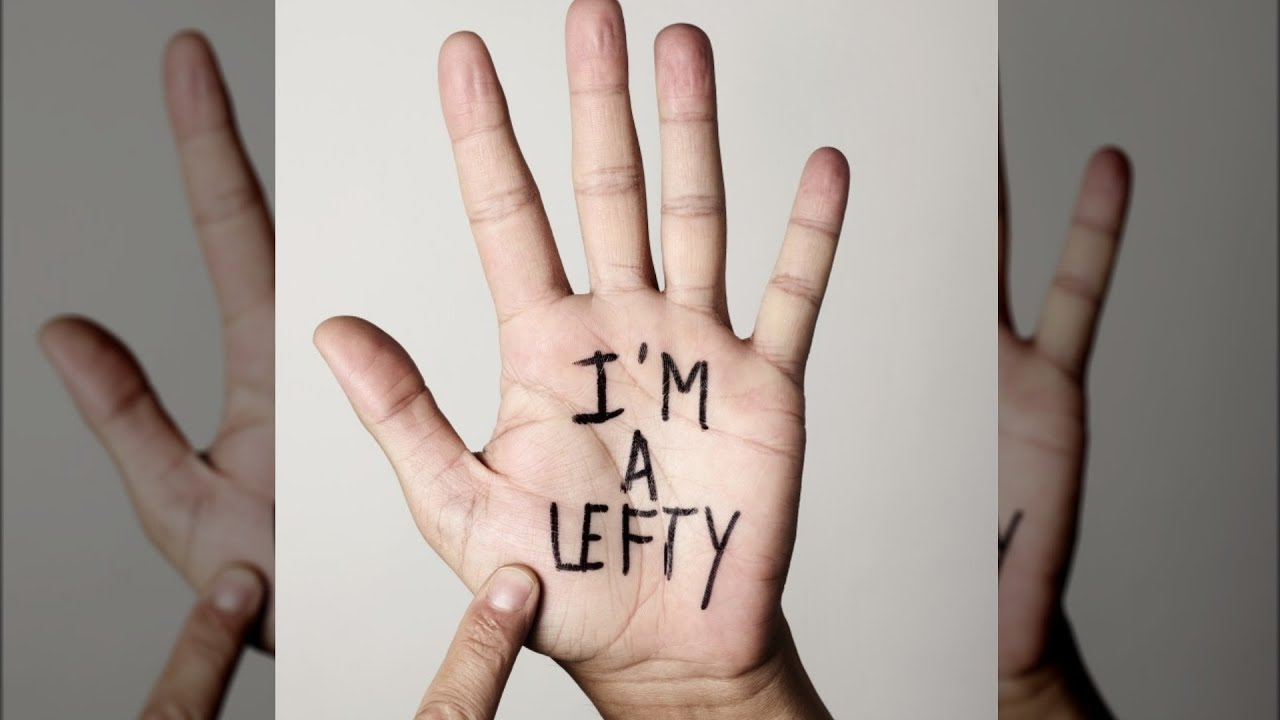 This Is The Truth About Lefties