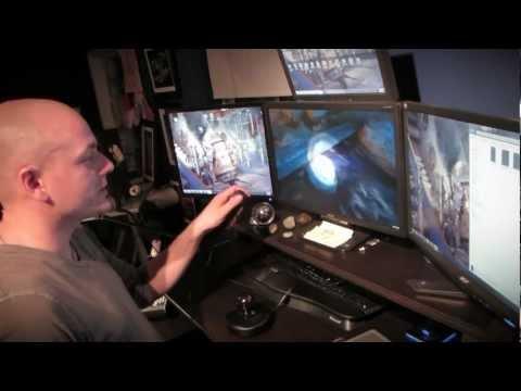 The Gallery: Six Elements Razer Hydra Demonstration