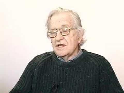 Noam Chomsky: The Global Power Dynamic in 2008