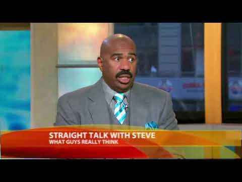 Straight Talk With Steve Harvey