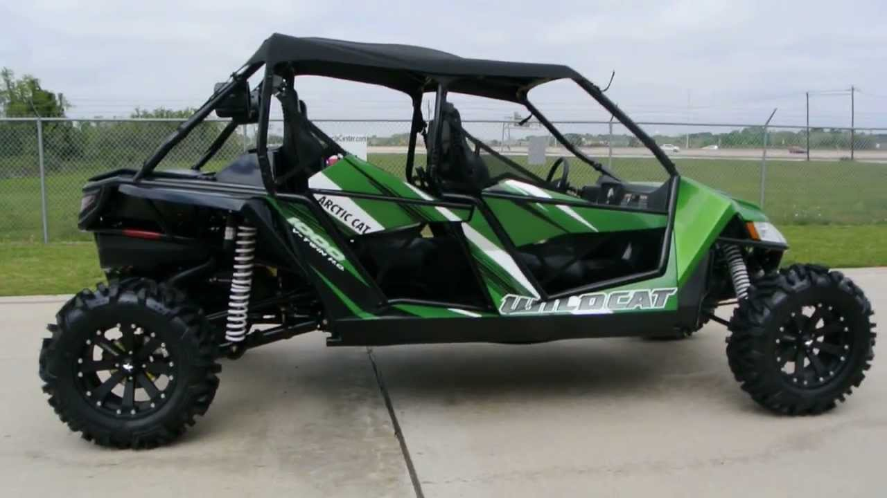 Arctic Cat Wildcat   Seater For Sale