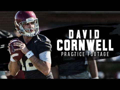 The area David Cornwell is better in than a current NFL starting quarterback
