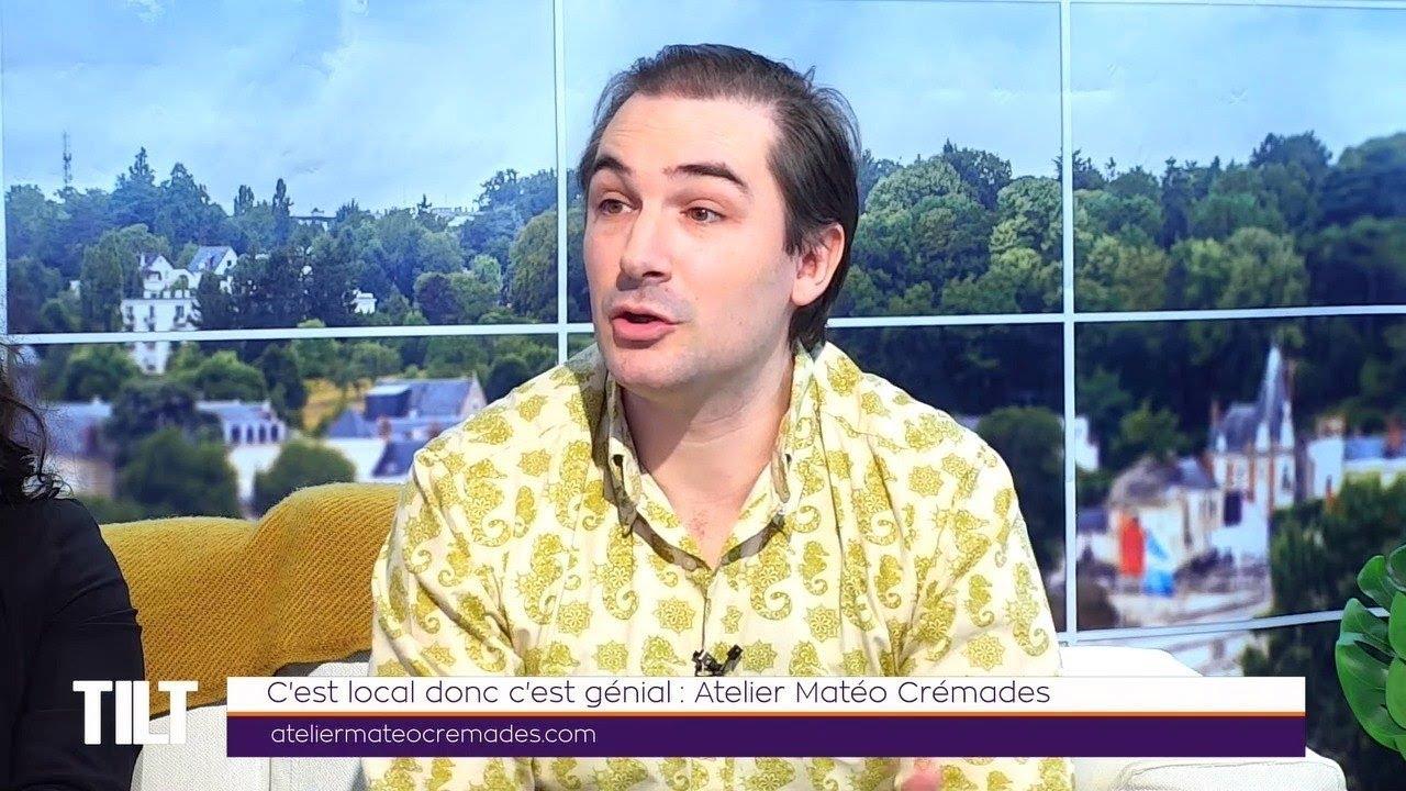 Atelier Matéo Crémades - TILT TVTours - 21 01 2020