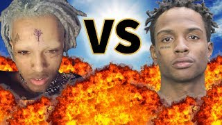 XXXTENTACION VS SKI MASK THE SLUMP GOD | Before They Were Famous