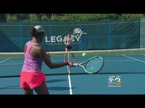 Legacy Youth Tennis And Education Is Helping Tennis Players On And Off The Court