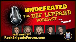 Def Leppard Podcast Episode 2