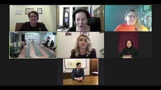 Круглый стол по тематике образовательной программы Женщина лидер Калининград 30 11 2020