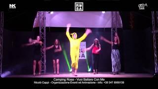 Vuoi Ballare Con me   Sigla Ufficiale Camping Rosa 2018