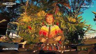 YouTube動画:Aline Rocha - Live from Sao Paulo (Heineken powered by Defected)