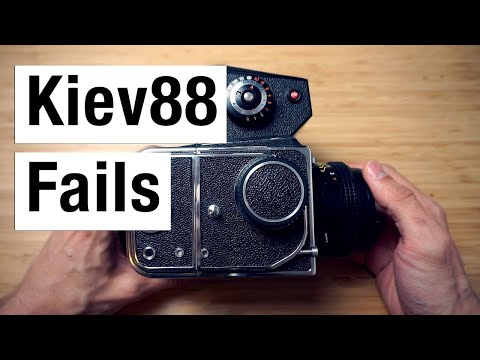Don't buy Kiev 88! My top 3 mistakes [Photography tips]