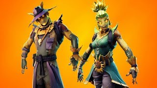 *NEW* Halloween Scarecrow Skins Coming To Fortnite
