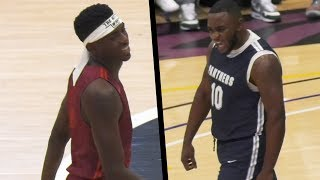 Drew League 3X MVP WILD PLAYOFF FINISH Goes To FINAL SECONDS! 2ND ROUND BATTLE Went Back & Forth!