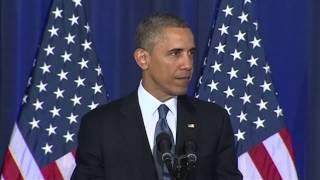 Barack Obama: 'drone strikes have saved lives'