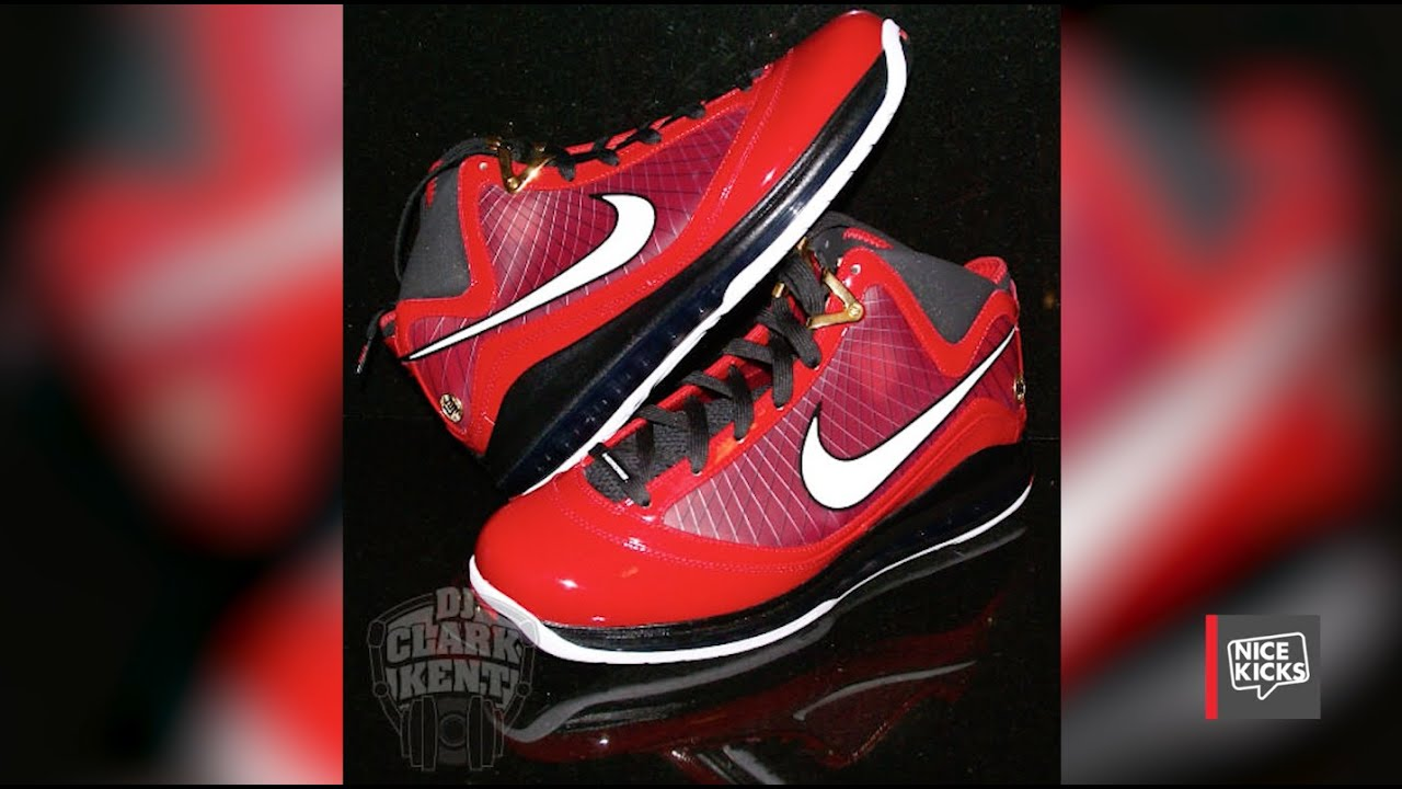 "competitive price 23c0e d00d3 Nike Air Max LeBron 7 ""Heroes Pack"" - Throwback Thursday. Nice Kicks"