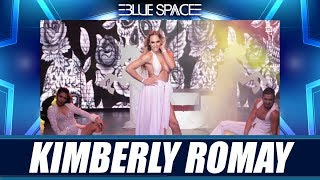 Blue Space Oficial - Kimberlly Romay  e Ballet - 20.04.19