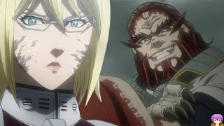 Terra Formars Episode 7 テラフォーマーズ Anime Review - Hell on Mars