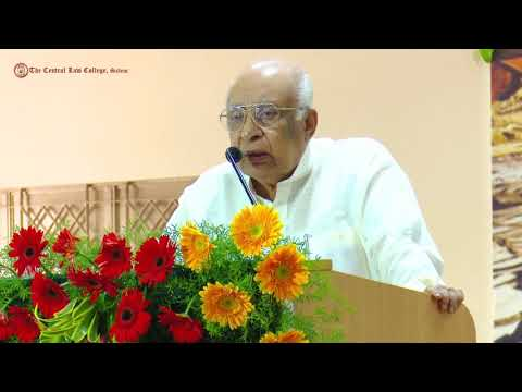 Interlinking of Rivers - Speech by Hon'ble.Mr.Justice.K.T.Thomas