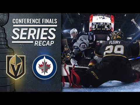 Expansion Golden Knights topple Jets to reach Stanley Cup Final